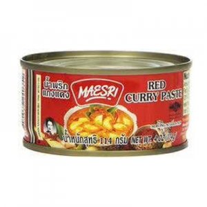 MAEPLOY SRI RED CURRY PASTE