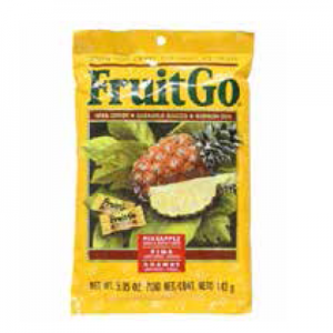 FRUIT GO PINEAPPLE CANDY