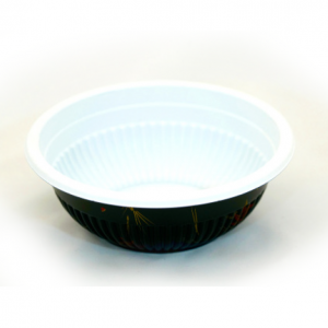 BOWL WITH LID 8 PK/ 50 SET