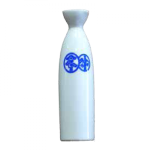 "SCB SAKE BOTTLE ""LARGE"""