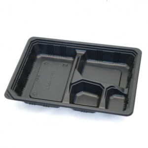 BENTO WITH LID 6 PK/ 50 SET