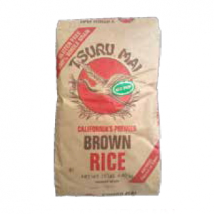 TSURUMAI BROWN RICE