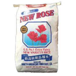 NEW ROSE RICE MEDIUM GRAIN