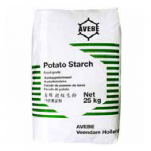 AVEBE POTATO STARCH 55 LB BULK