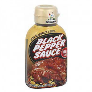 BS BLACK PEPPER SAUCE 7.4 OZ