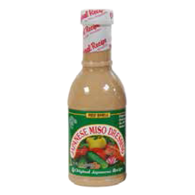 RED SHELL MISO DRESSING