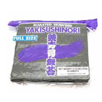 TAKAOKAYA NORI PURPLE FULL SHEETS