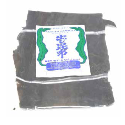 DASHI KOMBU 8 OZ FOUR STAR