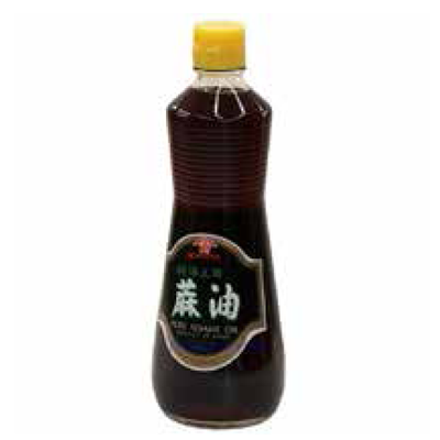SESAME OIL 22 OZ KADOYA