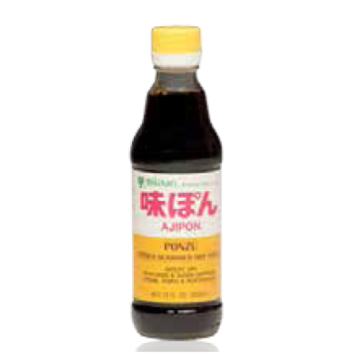 AJI PONZU 12 OZ MIZKAN DOMESTIC
