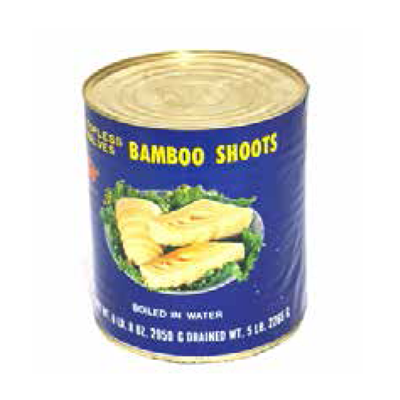 SLICED BAMBOO SHOOTS