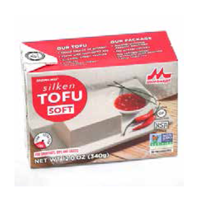 MORINU RED SILKEN SOFT TOFU