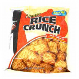 UMEYA AGE OKAKI RICE KRUNCH
