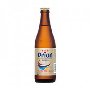"ORION DRAFT BEER ""LARGE"""