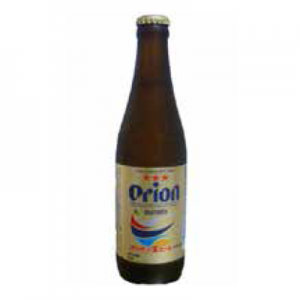 "ORION DRAFT BEER ""SMALL"""