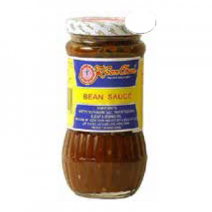 KC BEAN SAUCE JAR