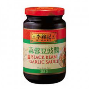 LKK BLACK BEAN W/GARLIC LARGE