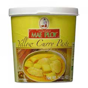 MAEPLOY YELLOW CURRY PASTE