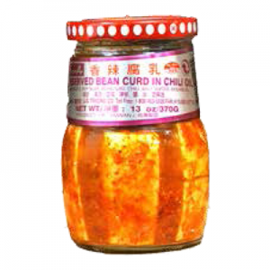DRAGONFLY CHILI FUNYU BEAN CURD