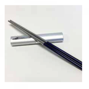 STAINLESS STEEL CHOPSTICKS BLUE