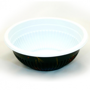 BOWL WITH LID 6 PK/ 50 SET