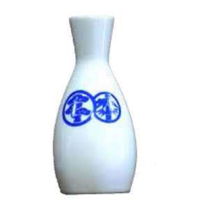 "SCG SAKE BOTTLE ""SMALL"""