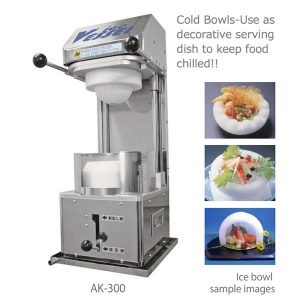 Ice Bowl Maker